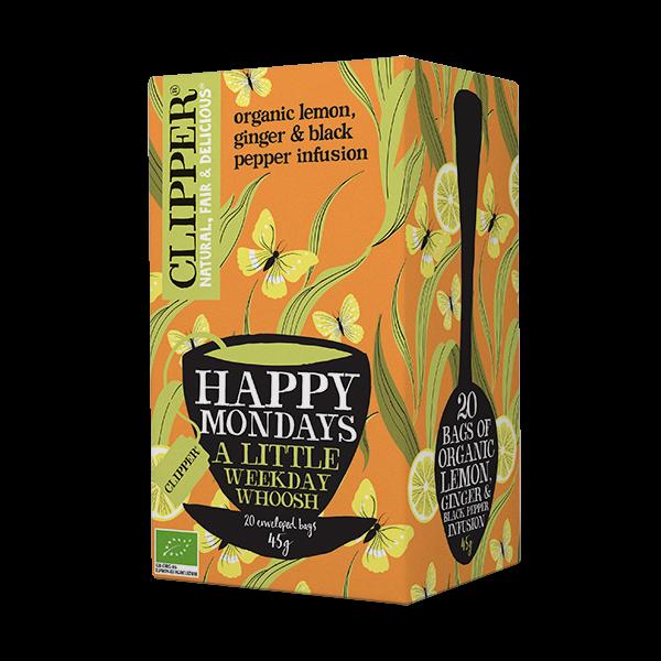 Happy Mondays Organic Infusion