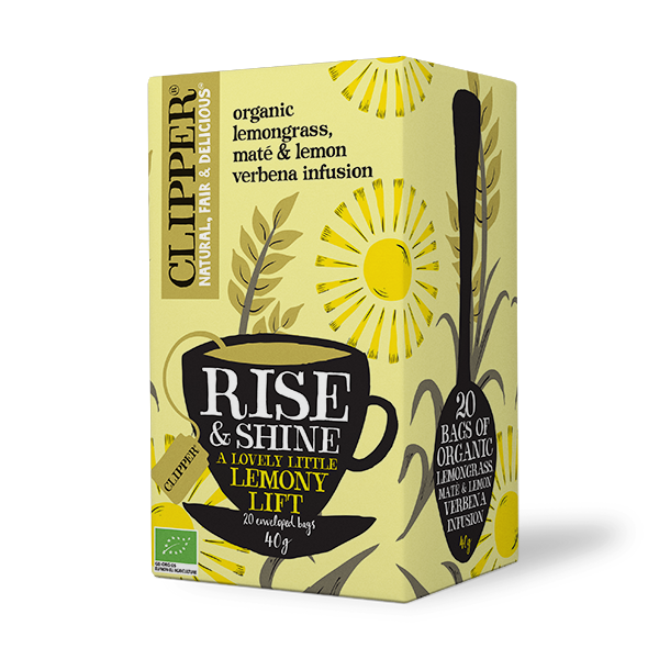 Rise and Shine Organic Infusion