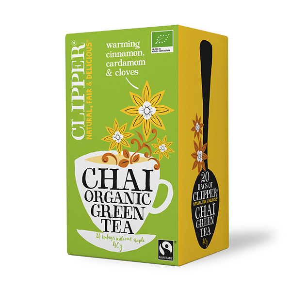 Organic Green Tea Chai