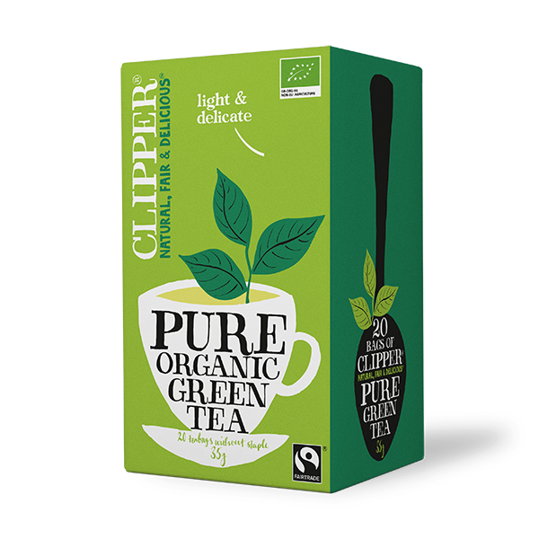 Organice Green Tea Pure