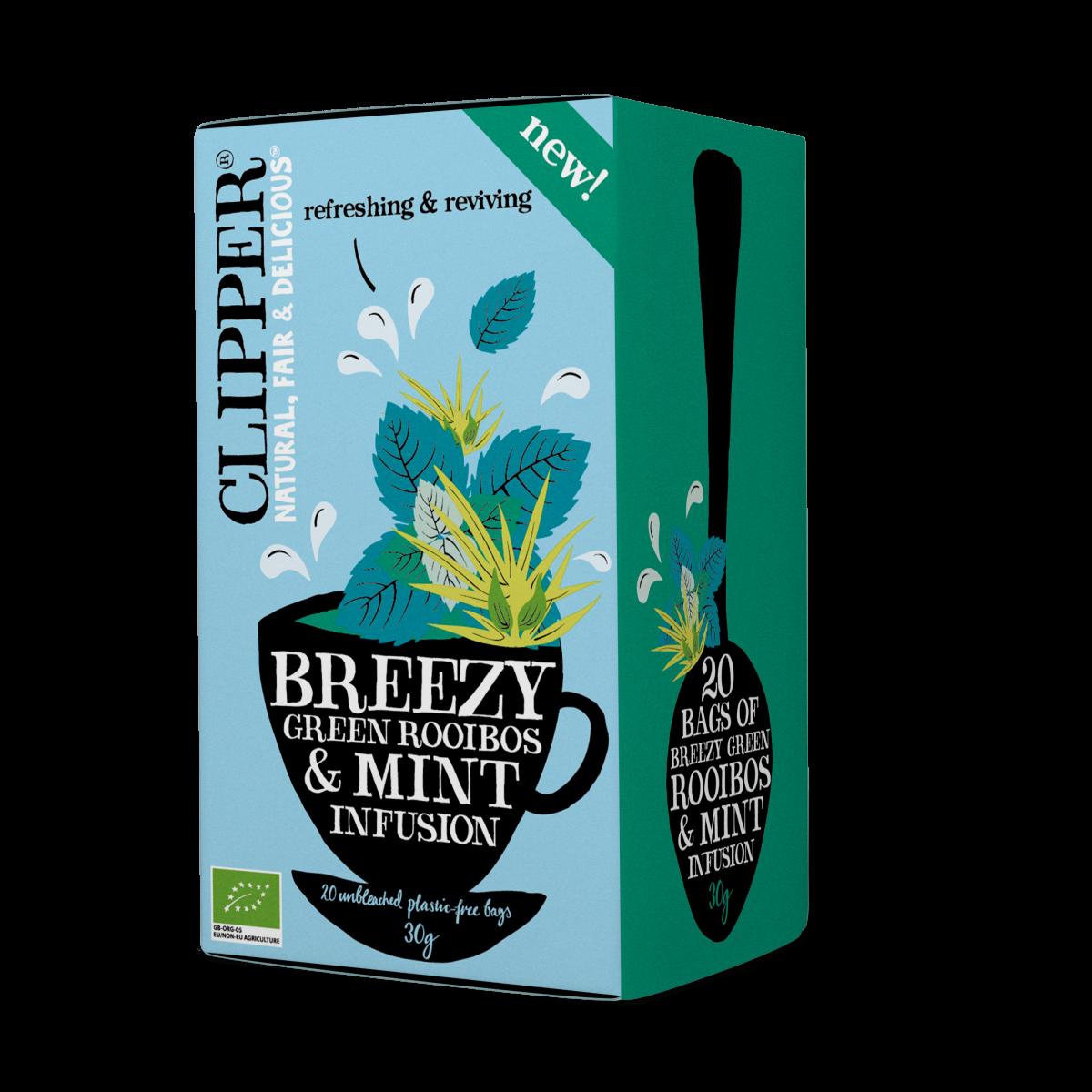Breezy Green Rooibos Mint