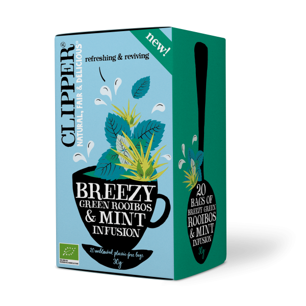 Breezy Green Rooibos Mint